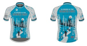 Enchanted Forest Jersey 2017