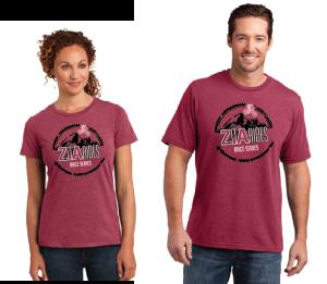 Zia Rides race series shirt
